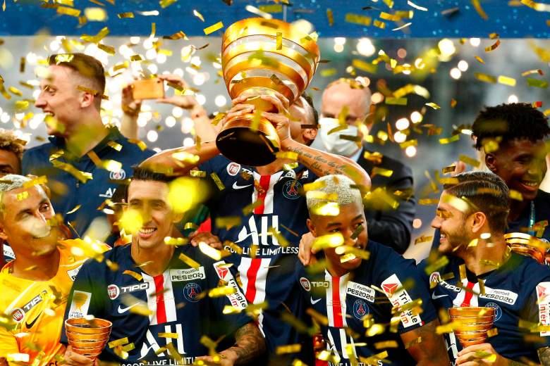 Paris Saint Germain campeón de la Copa
