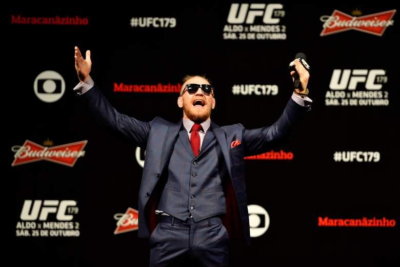 La última pataleta de Conor McGregor: ¿por qué la emprendió contra el comentarista de la UFC Joe Rogan?