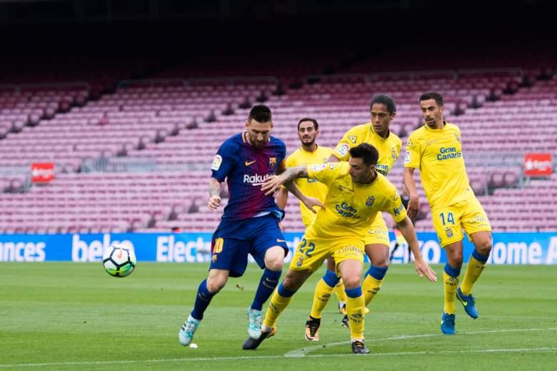 FC Barcelona vs Las Palmas