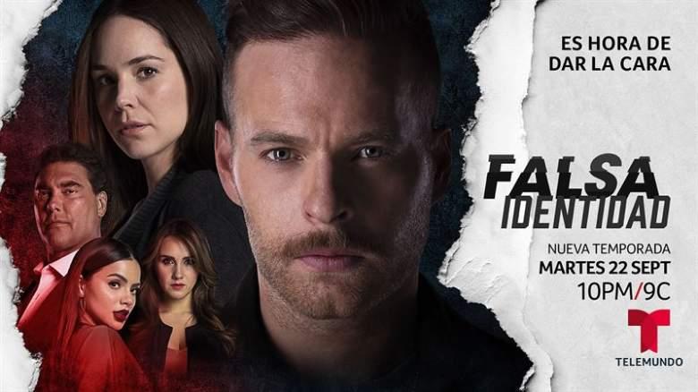 """""""Falsa Identidad 2"""" en Telemundo: Fecha y Hora de Estreno"""