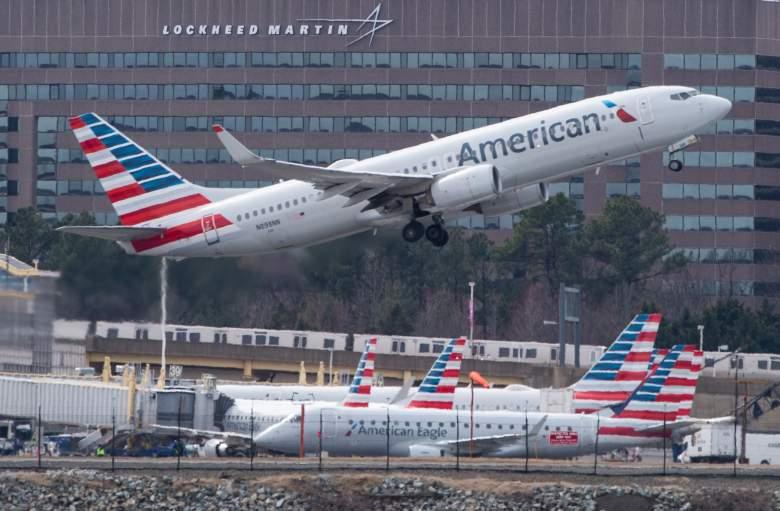 American Airlines - Boeing 737
