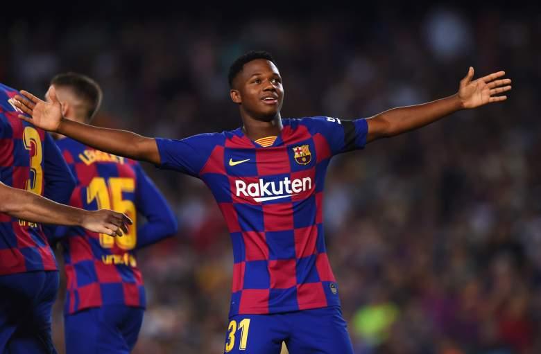 Ansu Fati - FC Barcelona