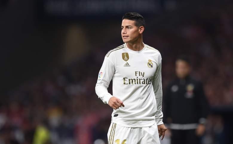 James Rodriguez - Real Madrid