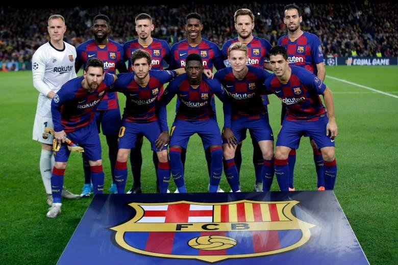 FC Barcelona - Champions League