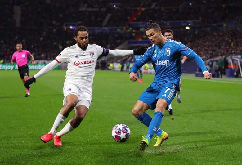 Cristiano vs Lyon