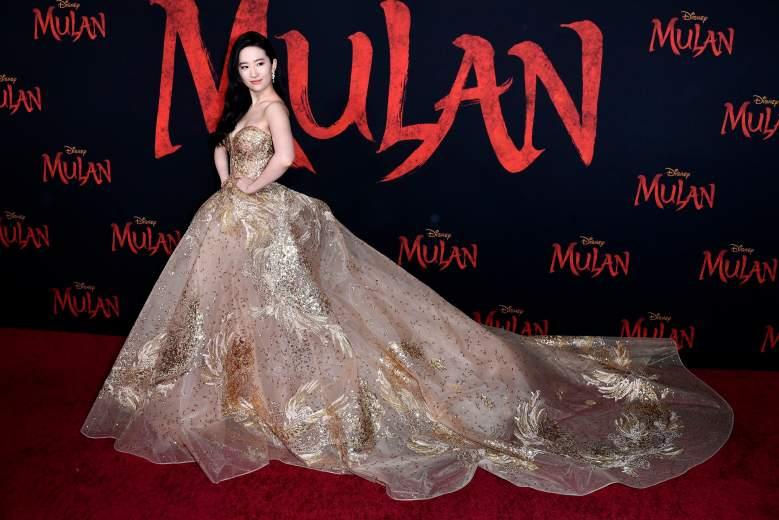 Premiere de la película de Disney Mulán