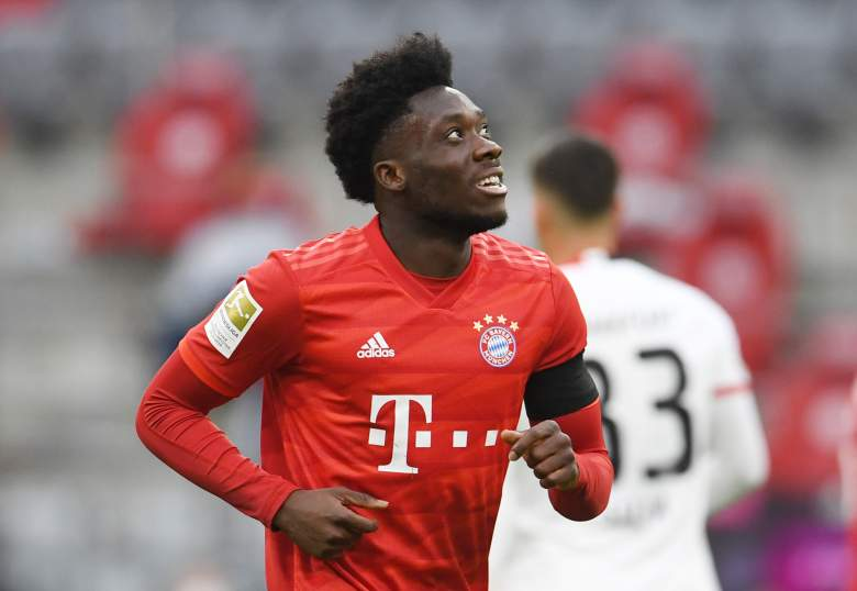 Alphonso Davies - Bayern Múnich
