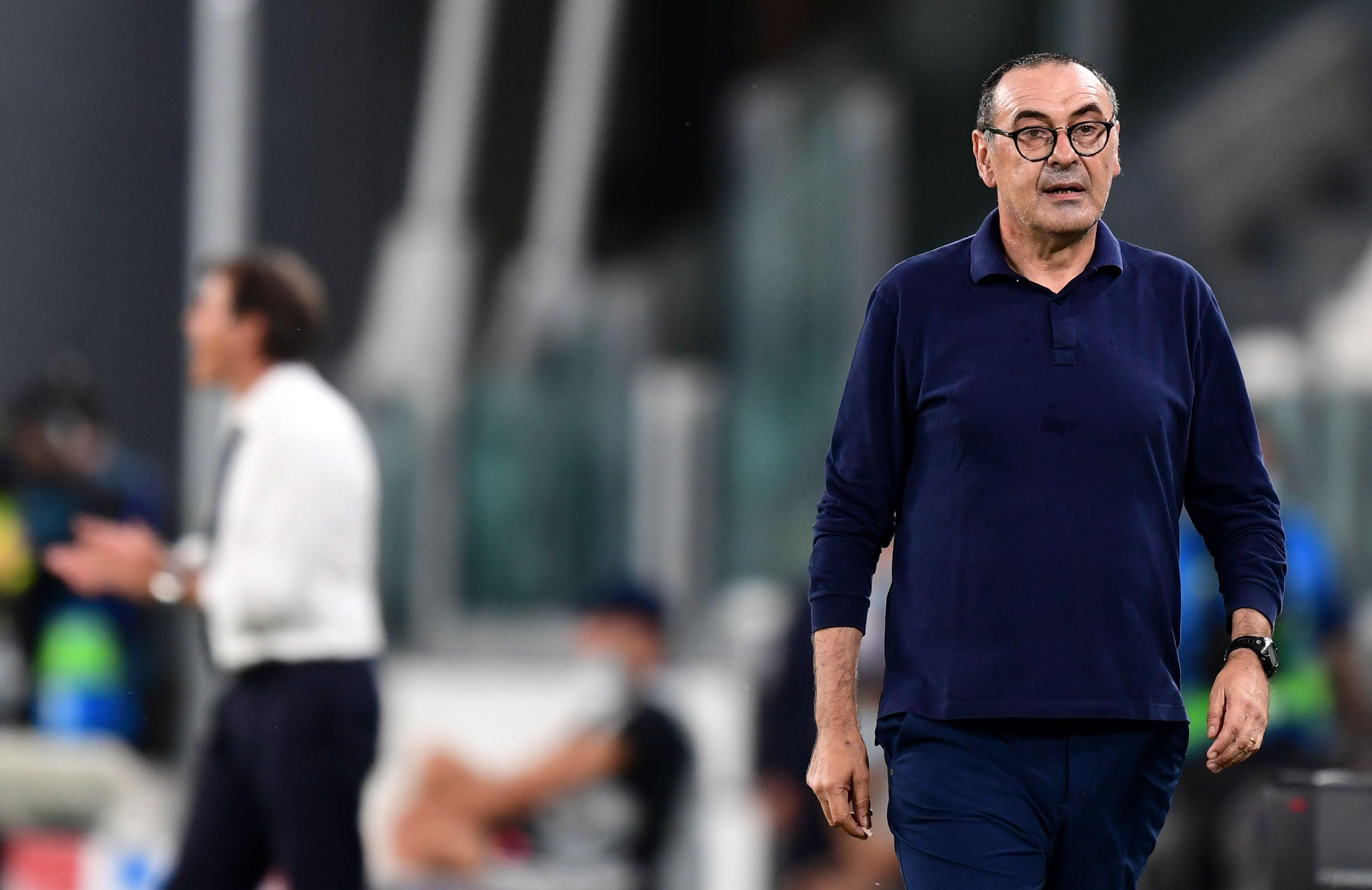 La Juventus despide a Maurizio Sarri   AhoraMismo.com