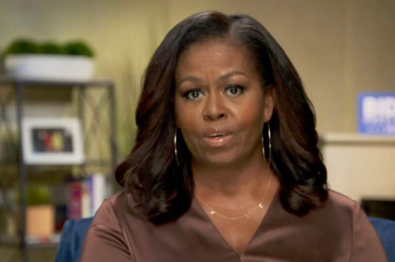Michelle Obama - Convención Nacional Democrata