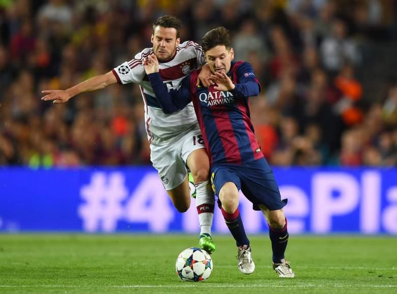 FC Barcelona vs Bayern Múnich