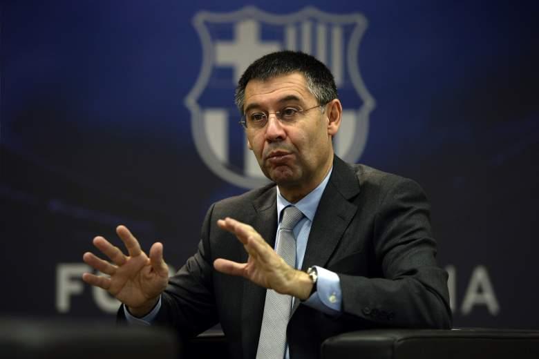 Josep Maria Bartomeu - FC Barcelona