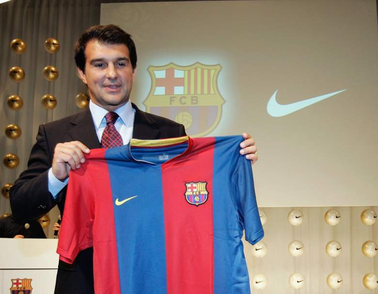Joan Laporta - Expresidente del FC Barcelona