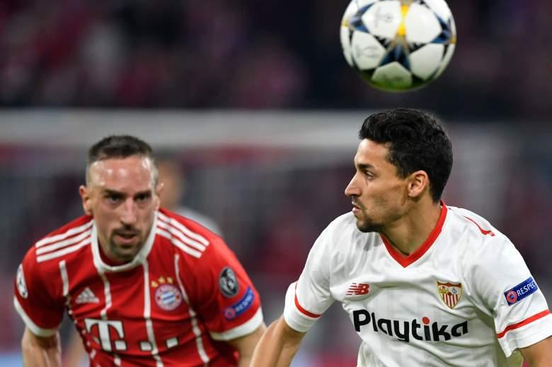 Sevilla vs Bayern Múnich - Champions League 2017