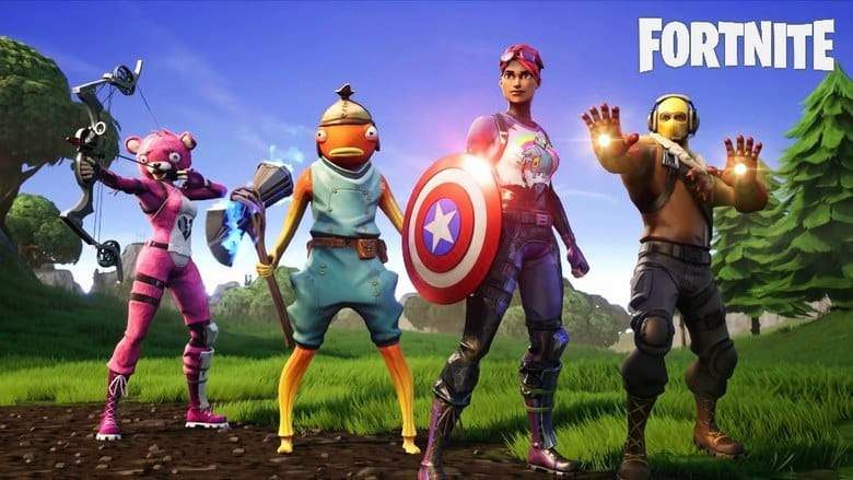 Fortnite Temporada 4 Marvel Skins: Revelan Todo