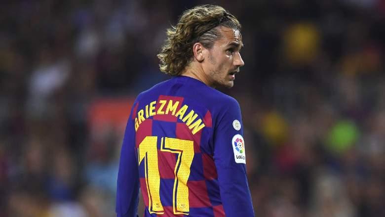 Antoine Griezmann - FC Barcelona 2019/2020