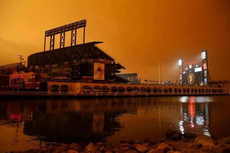 Los fuegos forestales en California no cesan