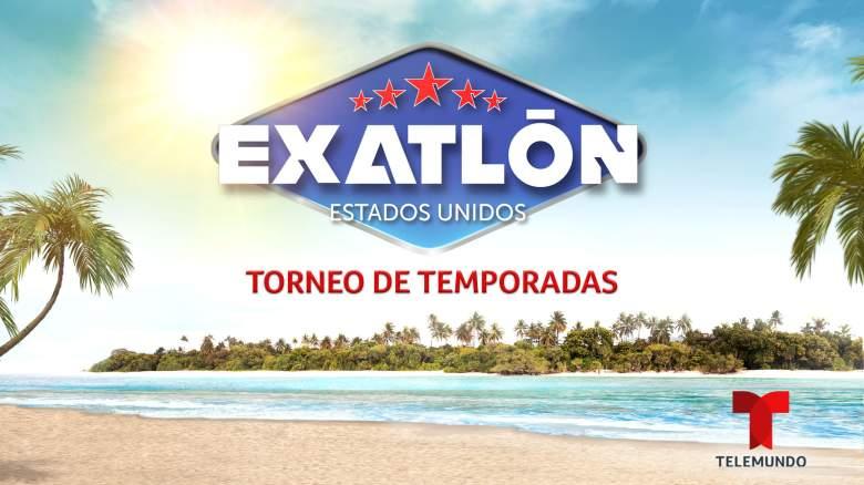 Exatlon Torneo de Temporadas