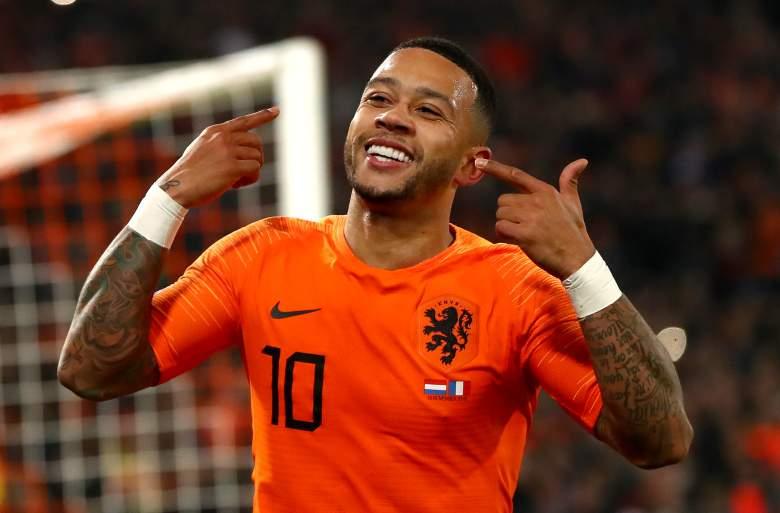 Memphis Depay - Holanda Liga de las Naciones