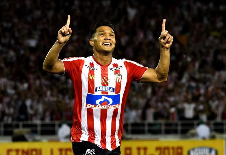 Teofilo Gutierrez - Junior de Barranquilla