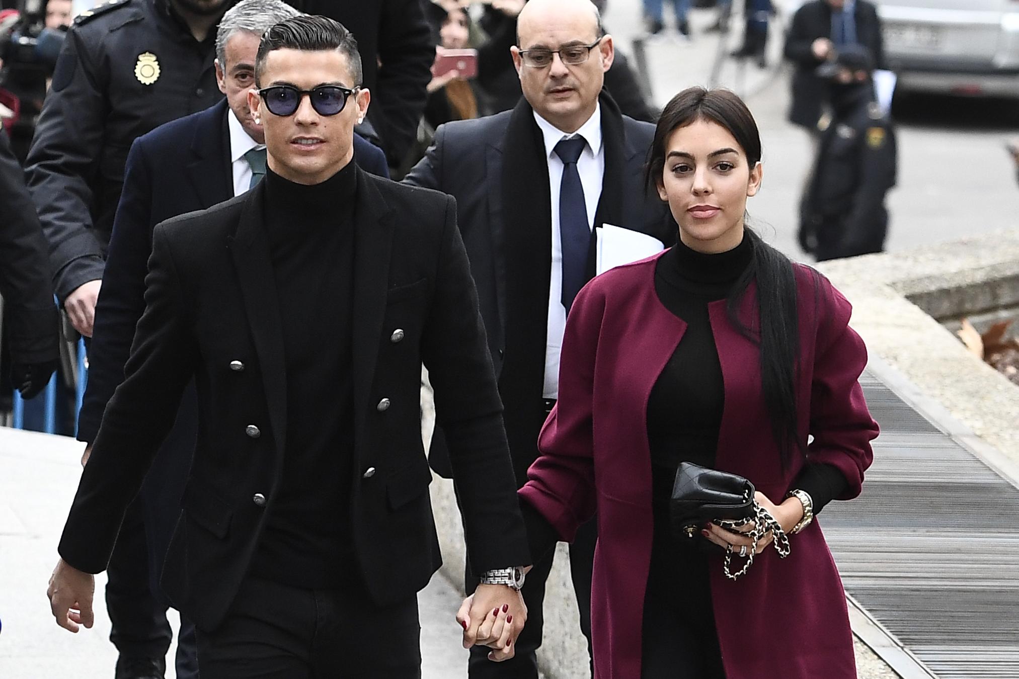 ¿Qué no le permite Georgina hacer en casa a Cristiano Ronaldo?