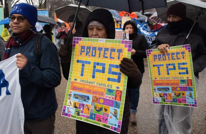 Política TPS - Temporary Protected Status