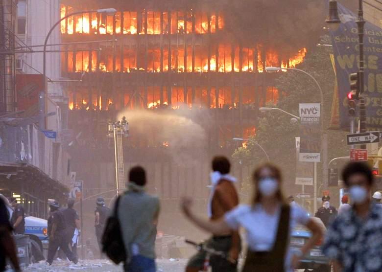 Atentado al World Trade Center- Septiembre 11 2001
