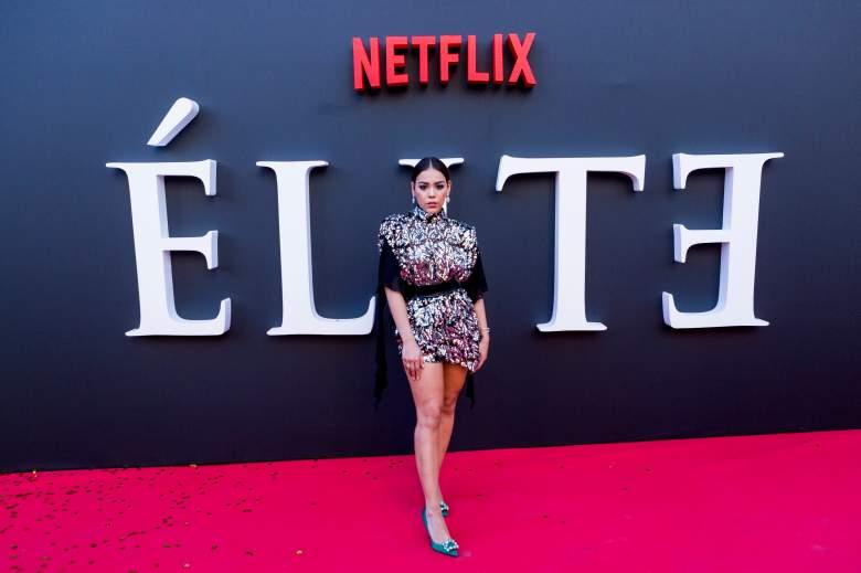 ¿Por qué Danna Paola no continuó en la serie Élite?