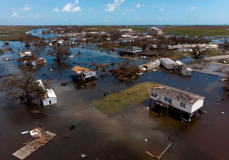 El huracán Laura dejo daños de más de $12,000 millones