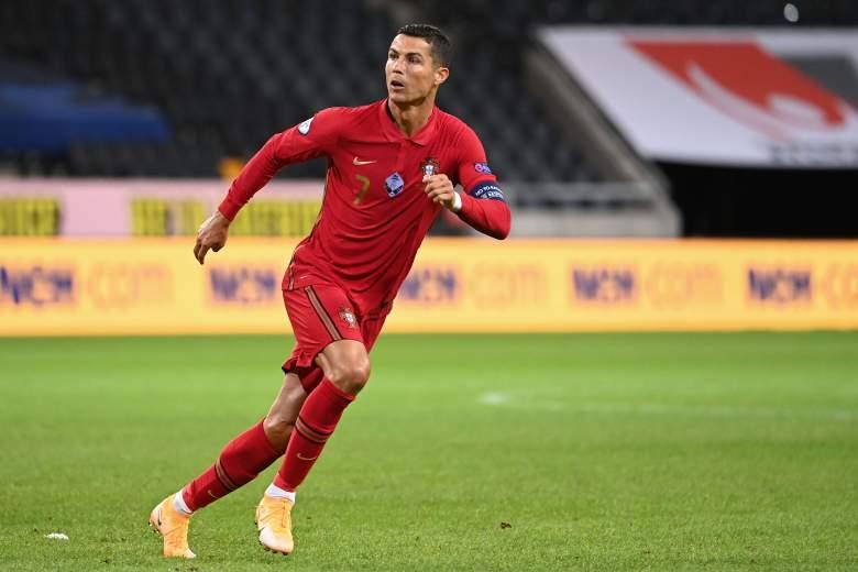 Cristiano Ronaldo - Portugal vs Suecia