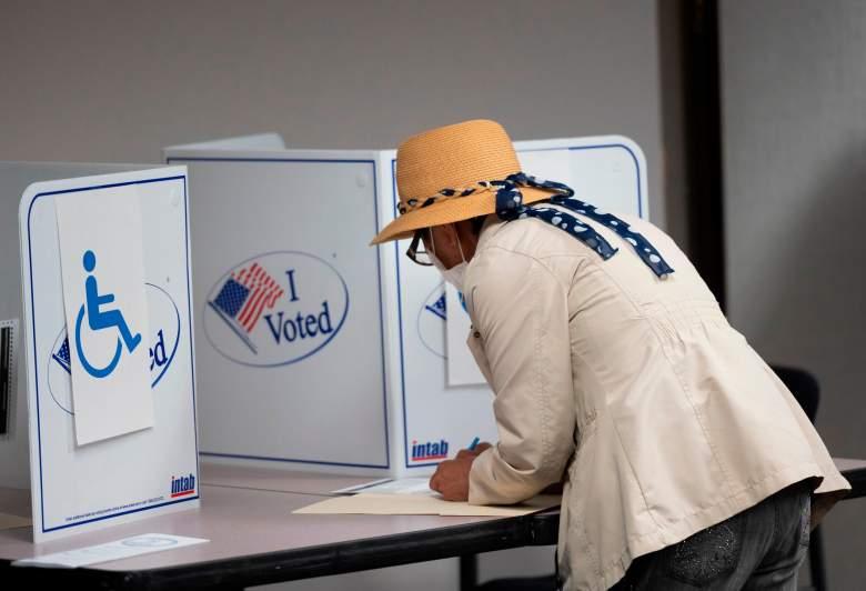 Votación en Virginia - 18 de septiembre 2020