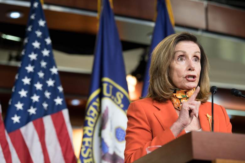 Cheques de estímulo COVID-19: Caucus bipartista advierte a Pelosi que alivios son la prioridad