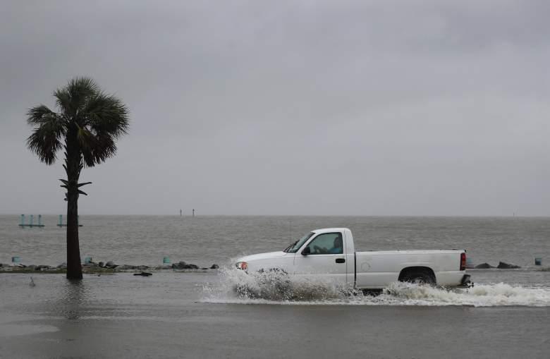 Sally amenaza con traer inundaciones históricas