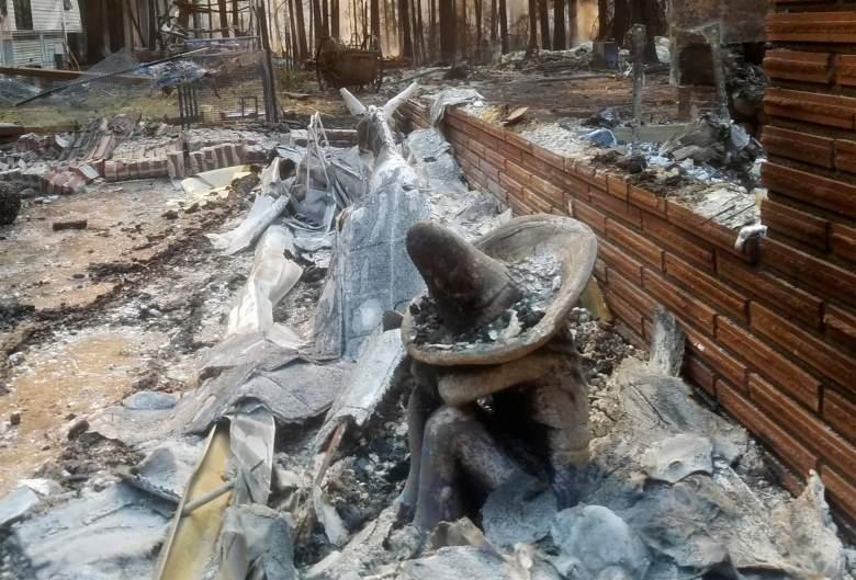 Oregón se enfrenta a fuegos forestales