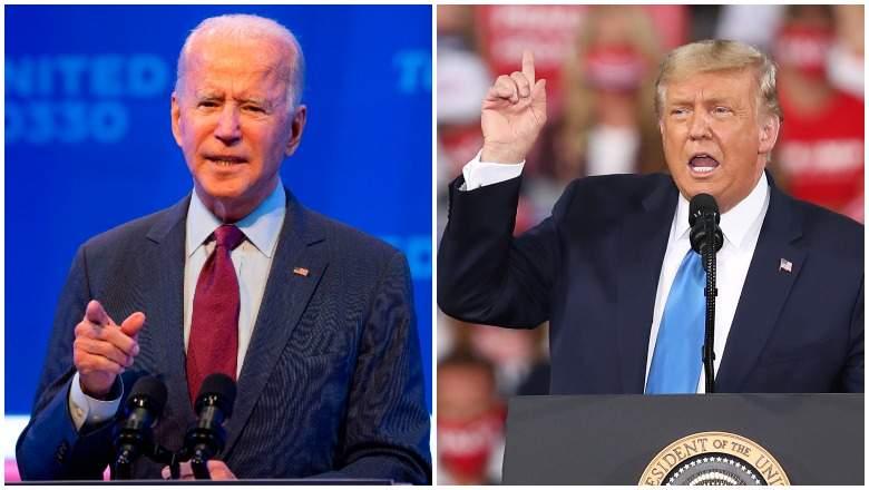 ¿Quién es mayor: Biden o Trump?