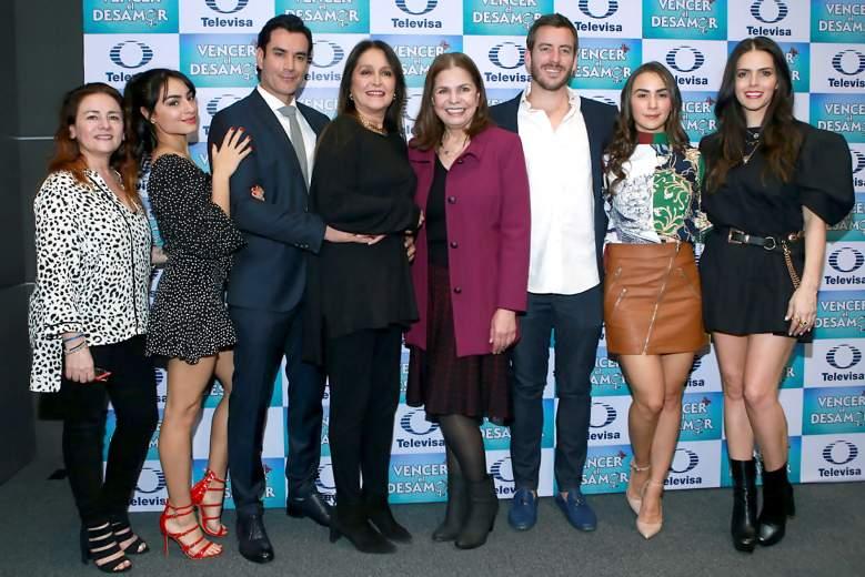 """Univision anuncia fecha de estreno de """"Vencer el desamor"""": ¿Cuándo?"""