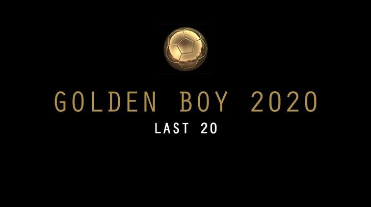Golden Boy 2020 - lista de los 20 nominados