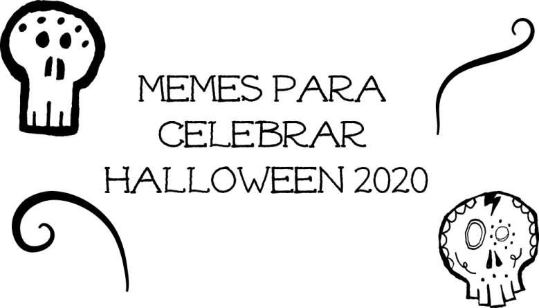 Halloween 2020: Los mejores Memes para compartir
