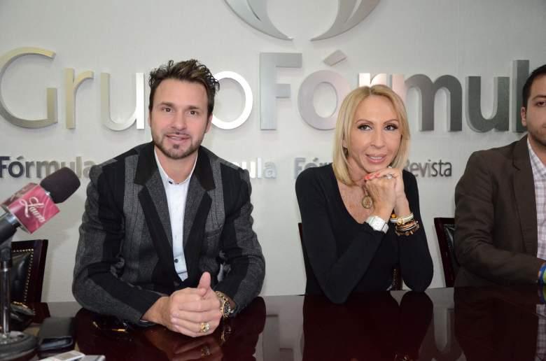 Ex pareja de Laura Bozzo relanza su carrera como cantante