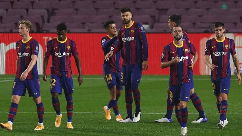 Koeman dio a conocer los convocados para el Clásico ante el Madrid