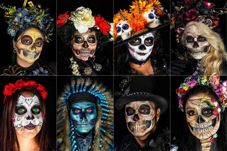 Disfraz Catrina - representación de México