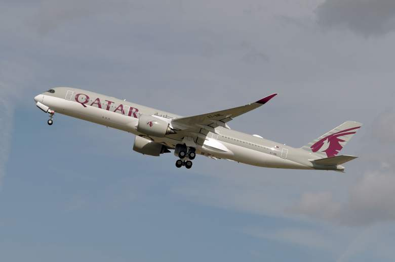 Qatar Airway Airbus A350 - 2019
