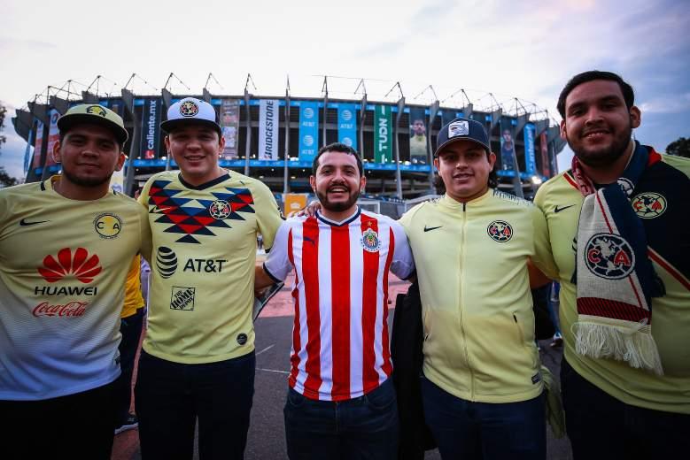 America vs Chivas - 2019