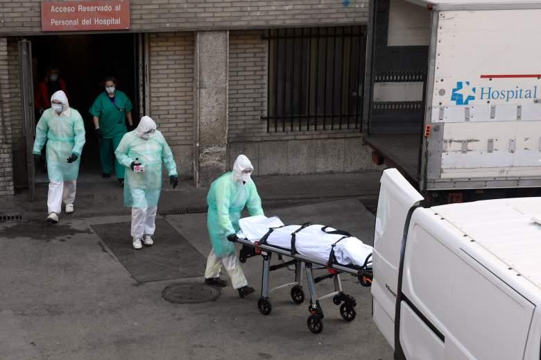 España coronavirus 2020