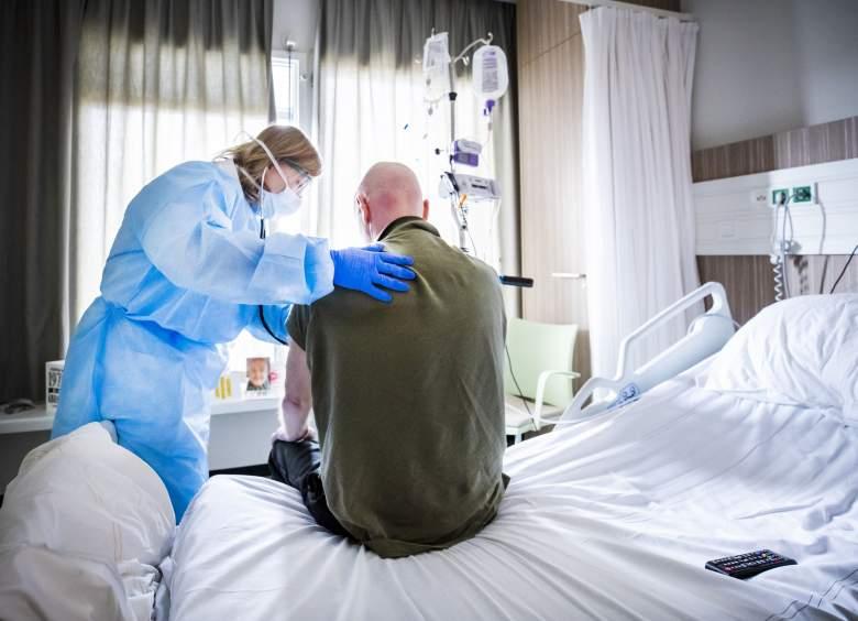 Coronavirus Holanda - Abril 2020
