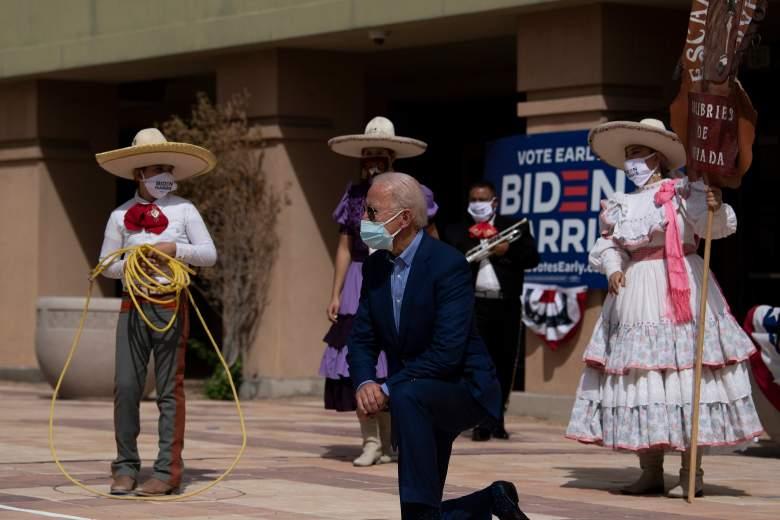 Biden recibe importante apoyo latino: ¿Quién pidió votar por él para sacar a Trump?
