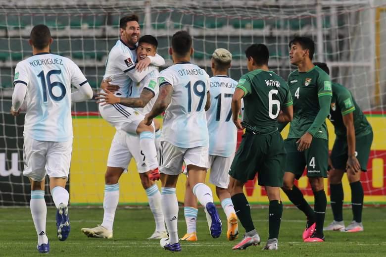 Eliminatorias Sudamericanas Catar 2022: Bolivia vs Argentina - 13 de octubre 2020