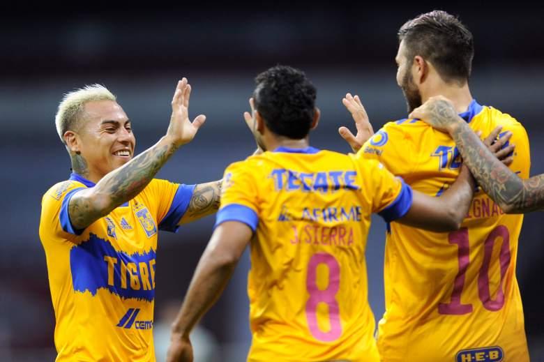 Tigres vs Cruz Azul- Octubre 17, 2020.