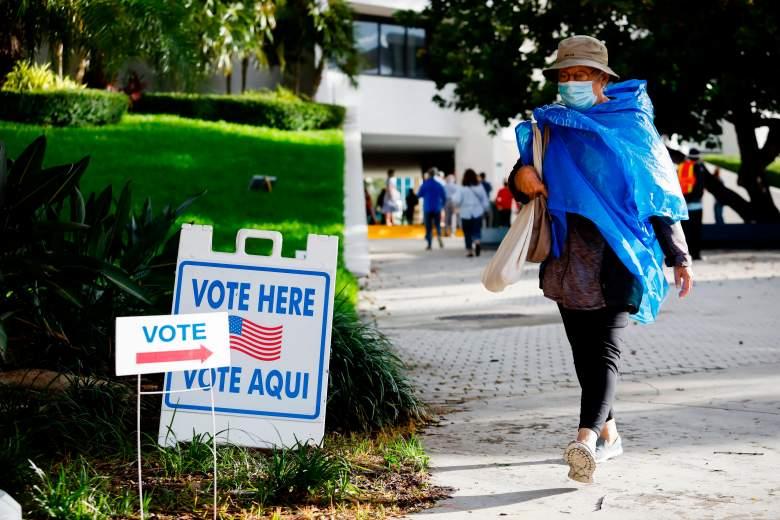 Voto anticipado - Florida 2020