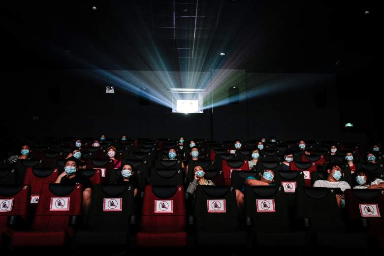 China re abre sus sales de cine - 2020