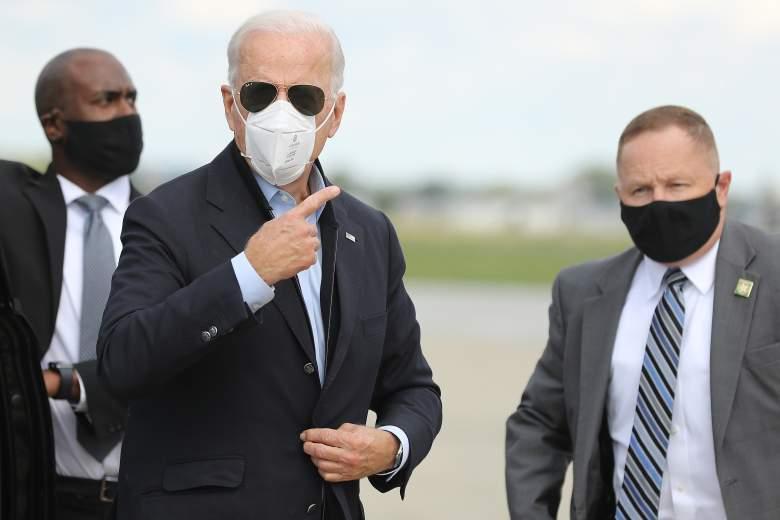 """Trump se burló de Biden porque siempre usa máscara: """"Yo no uso tapabocas como él"""""""